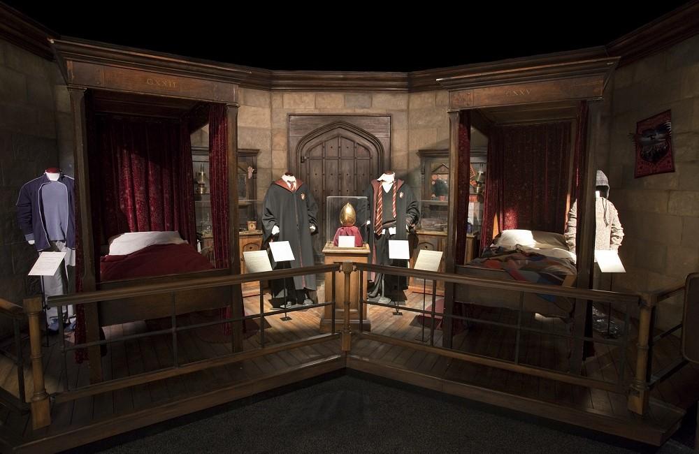 La sala comune del Grifondoro
