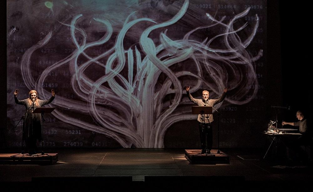 Teatro dell'Orsa, Fatti di numeri - foto di Nicolò Degl'Incerti Tocci