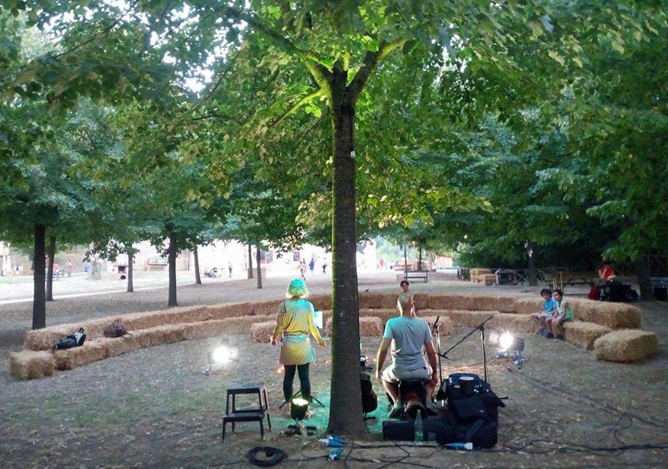 Parco dello stupore, piccolo festival dedicato all'infanzia