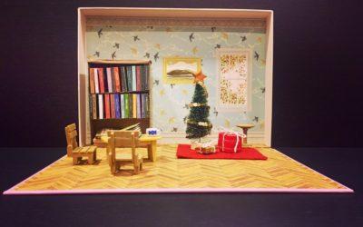 3 Dicembre: La mia piccola libreria