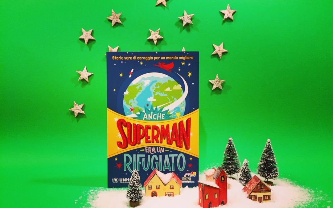 15 Dicembre: Anche Superman era un rifugiato