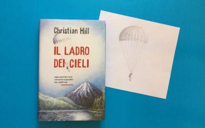 #incontridaZaratan: Davide Calì intervista Christian Hill