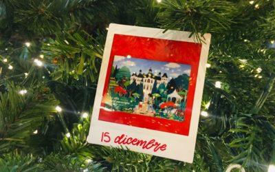 15 Dicembre: La villa delle meraviglie