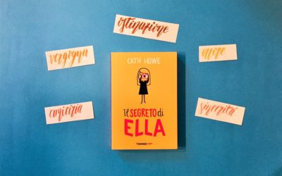 #unlibroin5parole: Il segreto di Ella