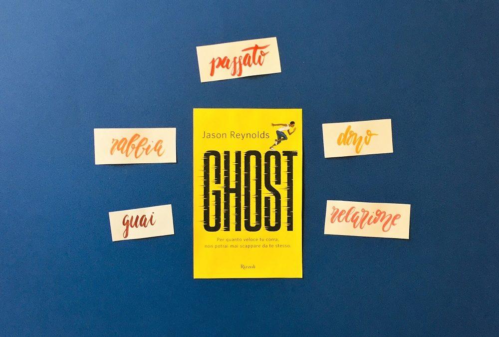 #unlibroin5parole: Ghost