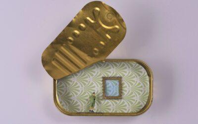 Ritratti #46 La scatola di sardine di La Chigi