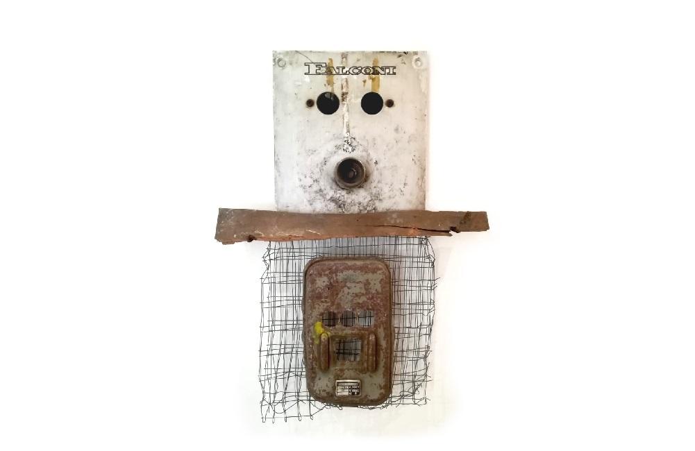 Ritratti #47 La maschera di Gabriele Clima