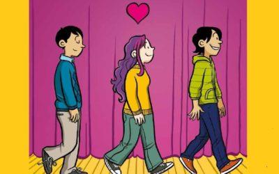 L'adolescenza a fumetti di Raina Telgemeier