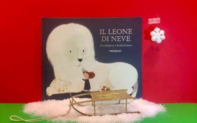 13 Dicembre: Il leone di neve