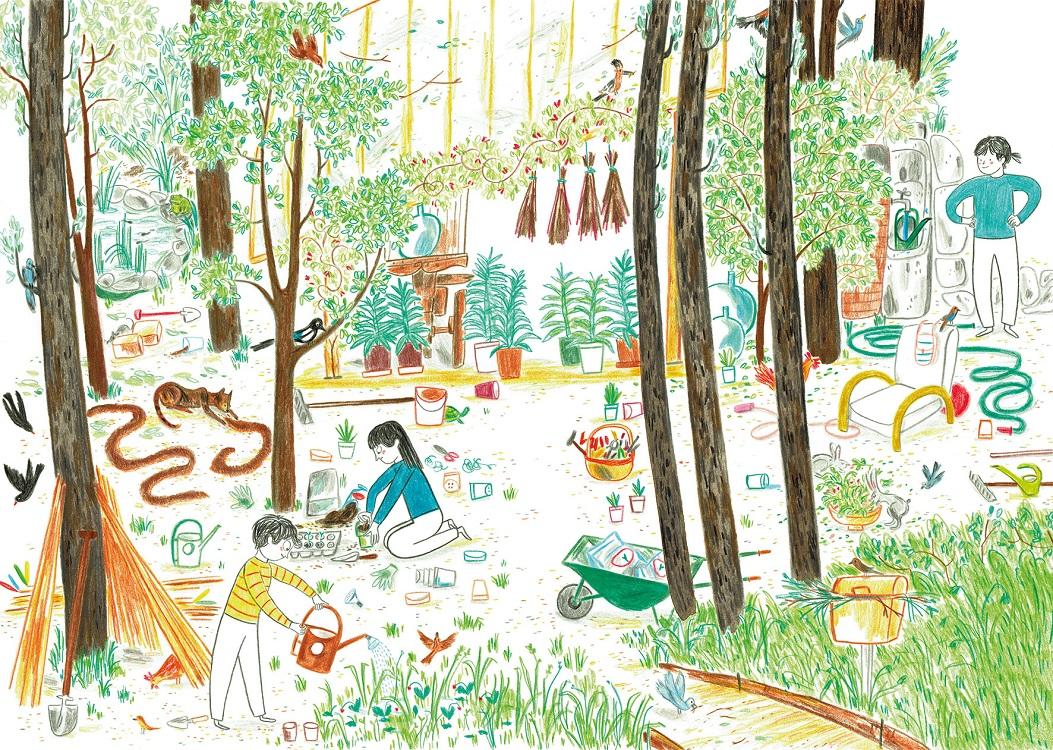 Irene Penazzi-Giardinaggio