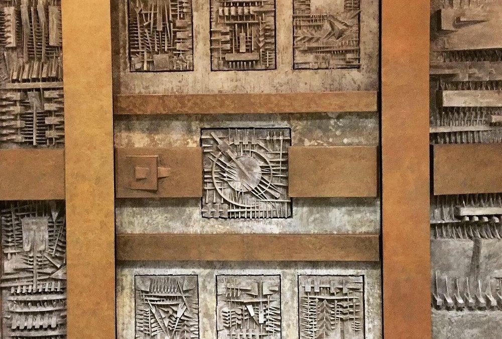 Viaggio al centro del Labirinto di Arnaldo Pomodoro