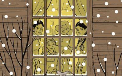 Le Piccole Donne a fumetti di Sergio Varbella