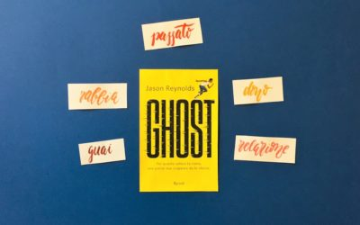 #unlibroin5parole: Ghost