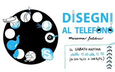 I Disegni al telefono di Marianna Balducci