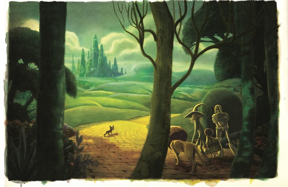 l mago di Oz