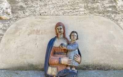 Ritratti #38 La Madonna di Antonello Cassan