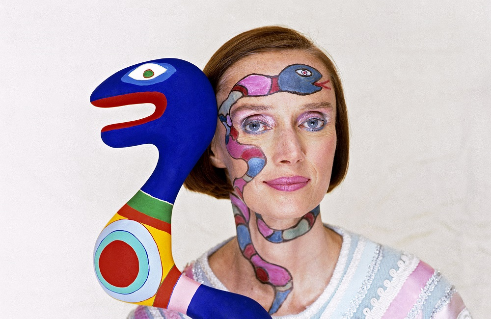 Nel mondo visionario di Niki de Saint Phalle